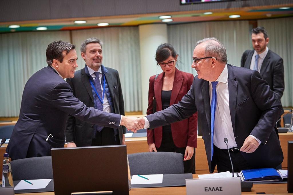 Συμμετοχή του Υφυπουργού Ανάπτυξης και Επενδύσεων, κ. Νίκου Παπαθανάση, στο Συμβούλιο Ανταγωνιστικότητας της Ε.Ε.