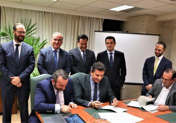 Υπογραφή συμφωνίας για την Ελληνική Βιομηχανία Ζάχαρης