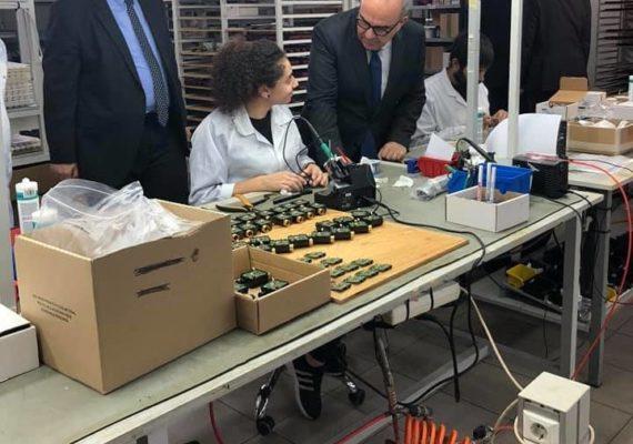 Επισκέψεις του Υφυπουργού Ανάπτυξης & Επενδύσεων σε επιχειρήσεις του νομού Έβρου