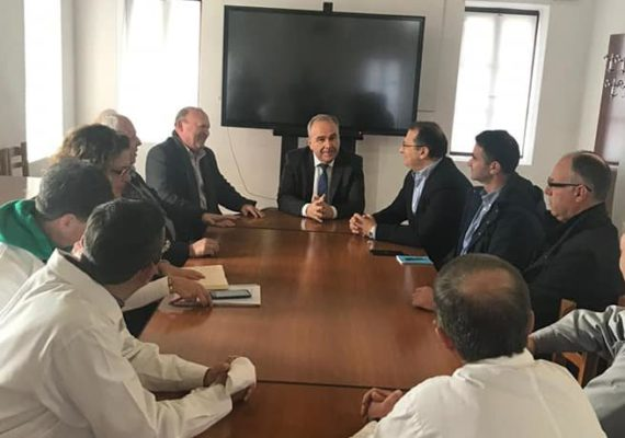 Επισκέψεις του Υφυπουργού Ανάπτυξης & Επενδύσεων σε επιχειρήσεις του νομού Άρτας