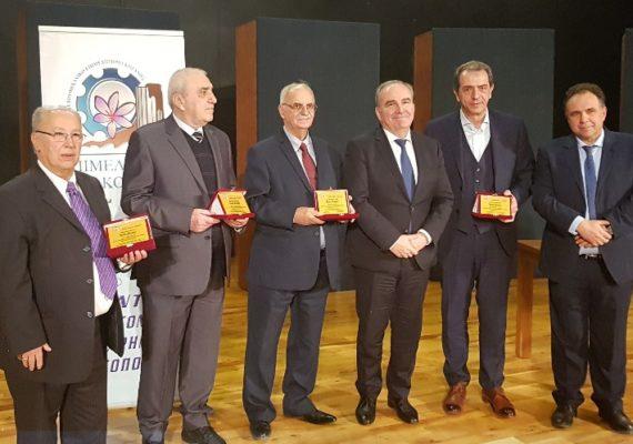 Επίσκεψη του Υφυπουργού Ανάπτυξης και Επενδύσεων κ. Νίκου Παπαθανάση στη Σιάτιστα και στη Θεσσαλονίκη