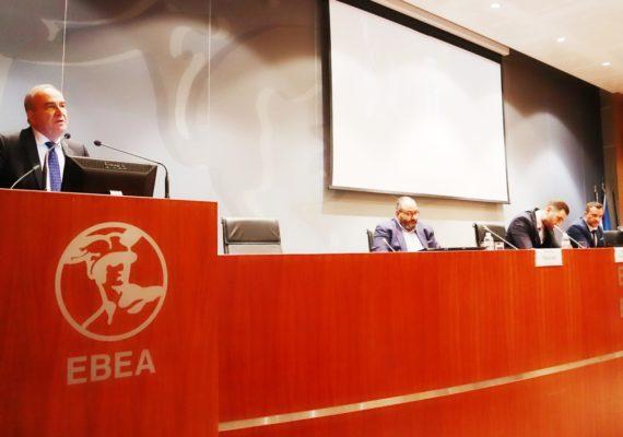 Ο Υφυπουργός Ανάπτυξης και Επενδύσεων κ. Νίκος Παπαθανάσης στην παρουσίαση του «Beyond Exports – Executive Diploma»