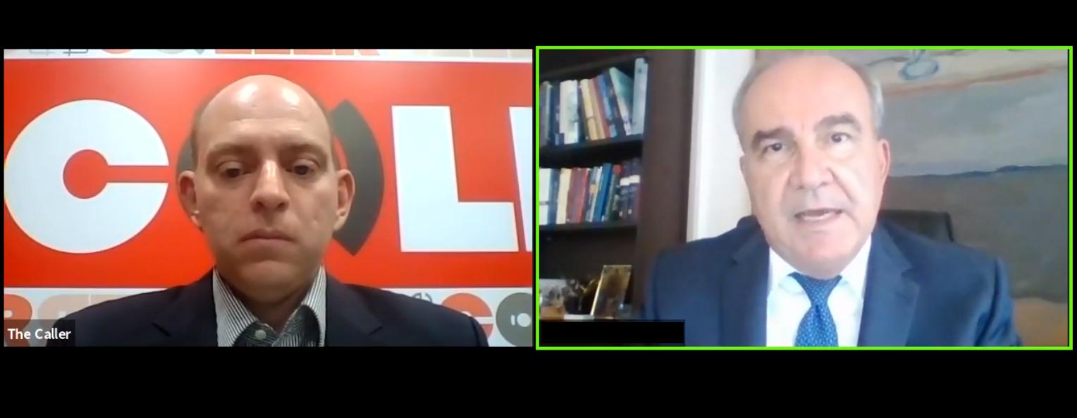 Συνέντευξη του Αναπληρωτή Υπουργού Ανάπτυξης & Επενδύσεων, κ. Νίκου Παπαθανάση στο TheCaller και στο δημοσιογράφο κ. Αιμίλιο Περδικάρη