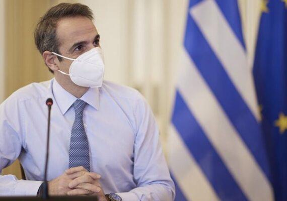 Σύσκεψη του Υπουργού Ανάπτυξης και Επενδύσεων, κ. Άδωνι Γεωργιάδη και του Αναπληρωτή Υπουργού, κ. Νίκου Παπαθανάση για την εξέλιξη της επένδυσης της RWE στη Δυτική Μακεδονία, υπό τον Πρωθυπουργό, κ. Κυριάκο Μητσοτάκη