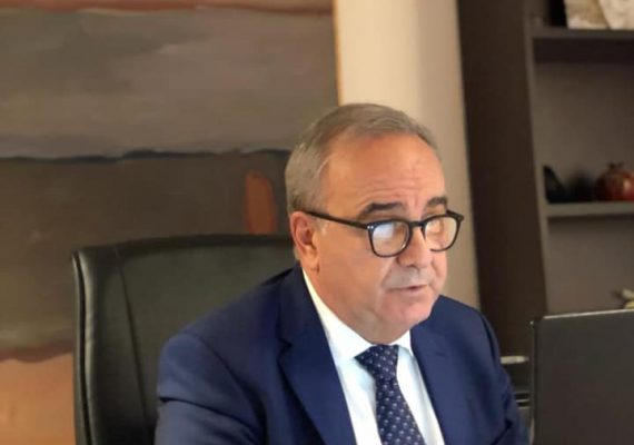 Ο Αν. Υπουργός Ανάπτυξης και Επενδύσεων κ. Νίκος Παπαθανάσης συμμετείχε στη διαδικτυακή συζήτηση του Συνδέσμου Βιομηχανιών Θεσσαλίας & Στερεάς Ελλάδος