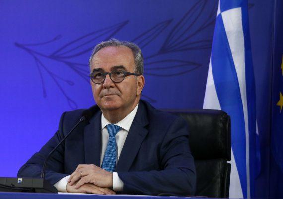 Συμμετοχή του Αναπληρωτή Υπουργού Ανάπτυξης και Επενδύσεων κ. Νίκου Παπαθανάση στο Delphi Economic Forum 2021
