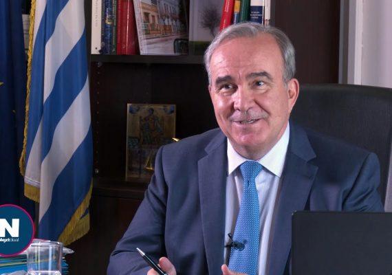 Συνέντευξη του Αναπληρωτή Υπουργού Ανάπτυξης και Επενδύσεων Νίκου Παπαθανάση στο nextdeal.gr