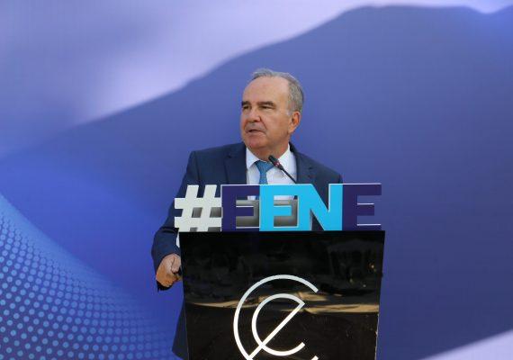 Ο Νίκος Παπαθανάσης, Αναπληρωτής Υπουργός Ανάπτυξης και Επενδύσεων στην Ετήσια Γενική Συνέλευση της EENE