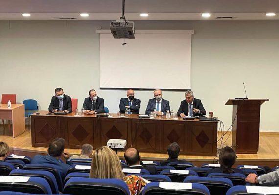 Ο Νίκος Παπαθανάσης, Αν. Υπουργός Ανάπτυξης και Επενδύσεων, πραγματοποίησε σύσκεψη με τον Περιφερειάρχη Δ. Μακεδονίας και Δημάρχους της περιοχής